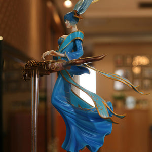 Lol League Of Legends Action Figure Sona Buvelle - Maven Of The Strings - Goamiroo Store