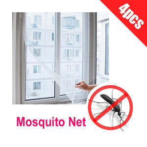 4-Pack Removable Fly Screens-GoAmiroo Store