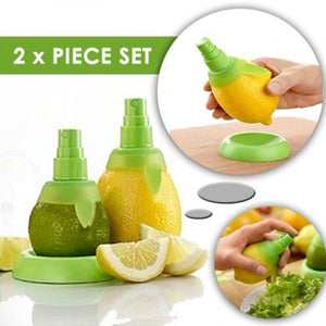 A Set Of 2Pcs Fruit Juice Sprayer And Squeezer Tools - Goamiroo Store