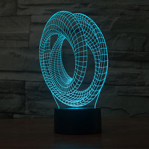 3D Illusion LED Lamp-GoAmiroo Store