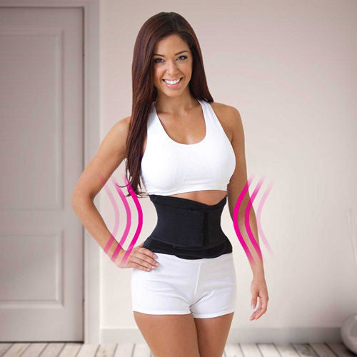 Dual-Compression Waist Shaper