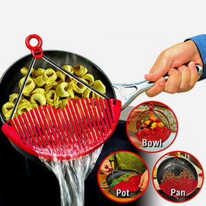 Set Of 2 Expandable Strainers - Goamiroo Store