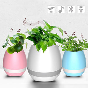 Smart 4 In 1 Music Flowerpot - Goamiroo Store