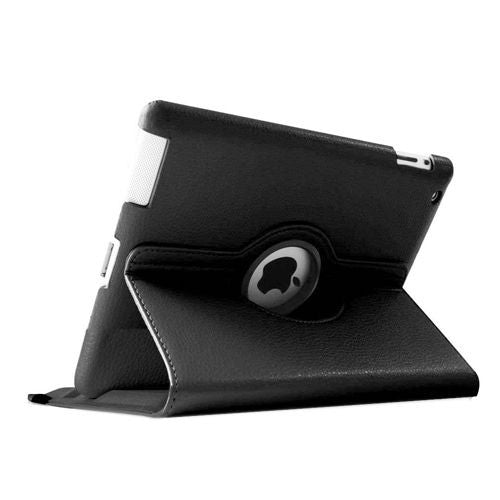 PU Leather iPad Case with 360 Rotating Stand-GoAmiroo Store