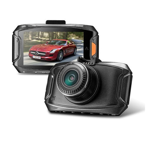 Super HD1296P/5.0MP Car DVR GS90C With GPS