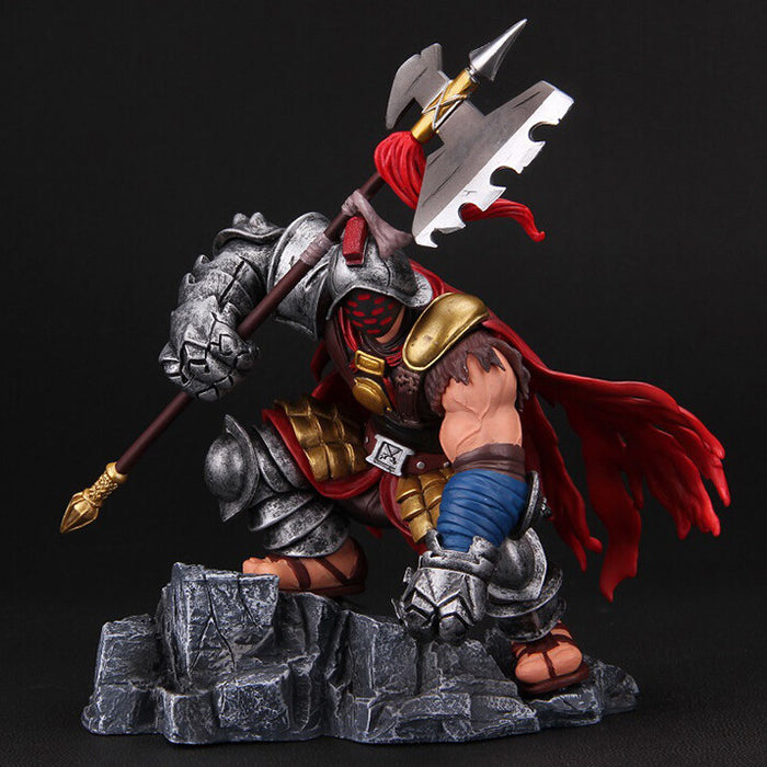 LOL League of legends Action Figure Grandmaster at Arms - Jax