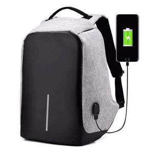 Anti Theft Backpack With Usb Charging Port - Goamiroo Store