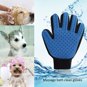 Pet Deshedding Glove-GoAmiroo Store