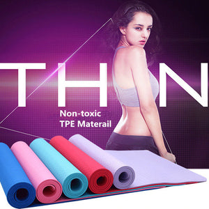 High Quality Non-Toxic Tpe Materail Yoga Mat - Goamiroo Store