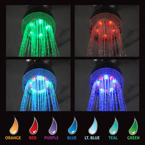 New Led Shower Head - Goamiroo Store