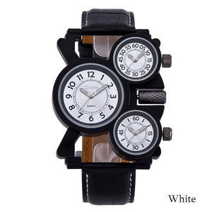 Oulm 1167 Men's Multi Display Watch - 3 Styles-GoAmiroo Store