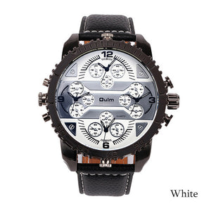 Oulm Hp3233 Mens Multi Display Watch - 4 Styles - Goamiroo Store