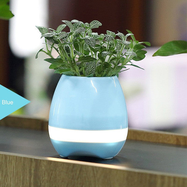 Smart 4 in 1 Music Flowerpot-GoAmiroo Store