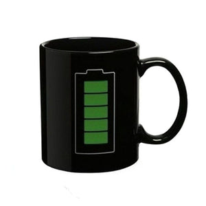 Battery Color Changing Thermometer Mug - Goamiroo Store