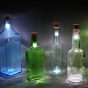 Set of 3 Bottle Cork LED Light-GoAmiroo Store