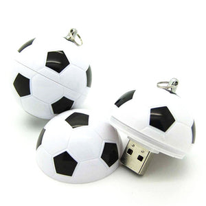 Football Design Flash Drive - Goamiroo Store