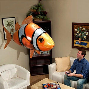 Remote Controlled Flying Fish-GoAmiroo Store