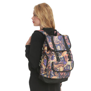 Doctor Who Exploding Tardis Slouch Backpack - Goamiroo Store