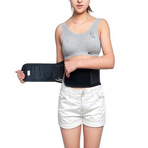 Self-Heating Tourmaline Lower Back Support Strap-GoAmiroo Store