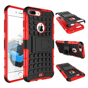 Rugged Case With Back Shell Bracket For Extreme Protection And Extra Grip - Goamiroo Store