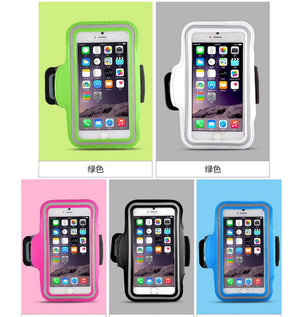 Touch-Screen Sports Armband With Key Holder - Goamiroo Store