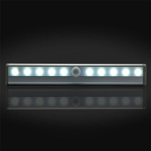 Stick-On Anywhere 10 Led Wireless Motion Sensing Light Bar - Goamiroo Store