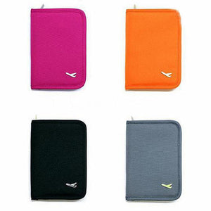 Travel Passport Wallet Folder - Goamiroo Store