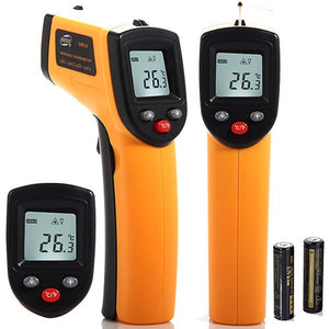 Non-Contact Infrared Digital Thermometer Tool - Goamiroo Store