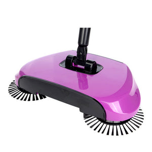 Floor Sweeper With Rotating Brushes - Goamiroo Store