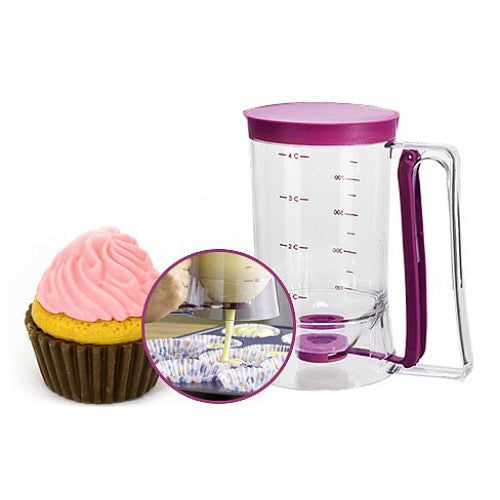 Batter Dispenser with Measurements-GoAmiroo Store