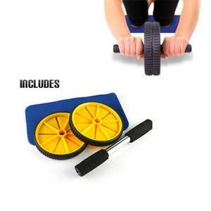 Exercise Ab Wheel Roller-GoAmiroo Store