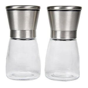 Salt And Pepper Grinder Setset Of 2) - Goamiroo Store