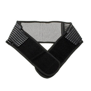 Self-Heating Tourmaline Lower Back Support Strap - Goamiroo Store