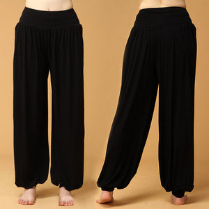 Relaxed Fit Yoga Pants - Goamiroo Store