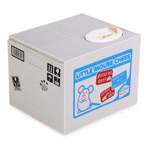 Stealing Coin Mouse Bank - Goamiroo Store