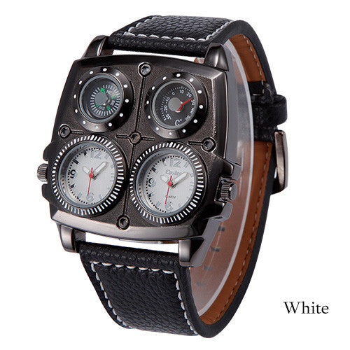 Oulm HP1140 Men's Multi Display Watch-GoAmiroo Store