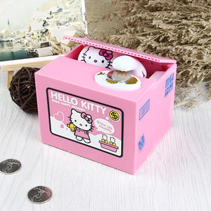 Stealing Coin Hello Kitty Bank - Goamiroo Store