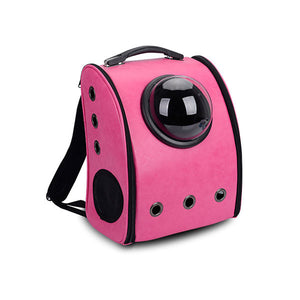 Bubble Window Pet Travel Bag - Goamiroo Store