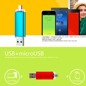 Otg Smart Phone Usb Memory Stick - Goamiroo Store