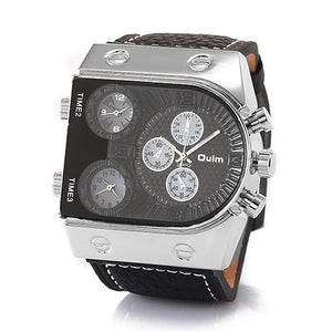 Oulm Hp9315 Mens Multi Display Watch - Goamiroo Store