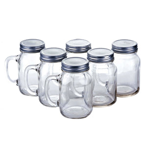Set Of 2 Mason Jar Cups - Goamiroo Store