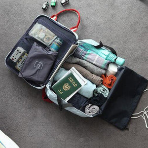 Super-Thick Travel Luggage Organiser - Goamiroo Store
