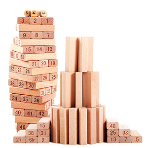 Wooden Blocks Classic Game - Goamiroo Store