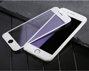 3D Curved Silicon Edge Full Cover Tempered Glass-GoAmiroo Store