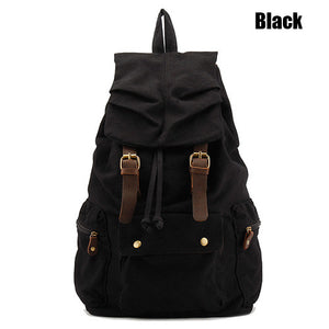 Retro Canvas Backpack - 5 Styles - Goamiroo Store