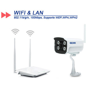 Escam Brick Qd900 Wifi Camera - Goamiroo Store