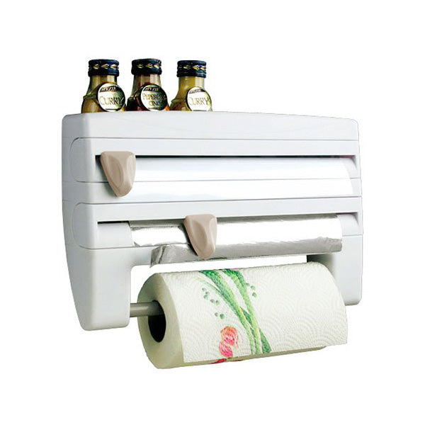 4-In-1 Kitchen Roll Holder Dispenser – GoAmiroo Store