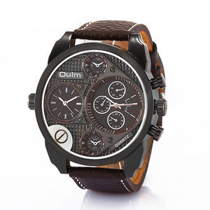 Oulm Hp9316 Mens Multi Display Watch - Goamiroo Store