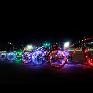 Bright 20-Led Bike Rim Lights - Goamiroo Store
