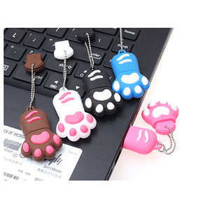Cat Paw USB Flash Drive-GoAmiroo Store